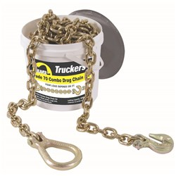 Beaver G70 Gold Drag Chain Kit with Lug Link and Grab Hook