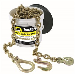 Beaver G70 Gold Drag Chain Kit with Lug Link, Slip Hook, and Grab Hooks