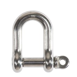 Beaver G316 Stainless Steel Dee Shackle