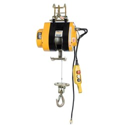 Beaver Electric Single Phase Mini Hoist - 240v