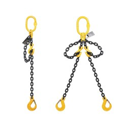 Beaver G80 Chain Sling With Clevis Sling Hook