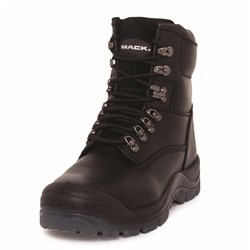 Mack Blast Lace-Up Zip Safety Boots