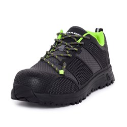 Mack Pitch Lace Up Safety Shoes