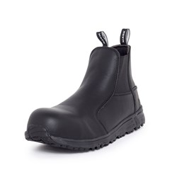 Mack Tuned Slip-On Safety Boots