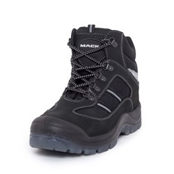 Mack Turbo Lace-Up Safety Boots