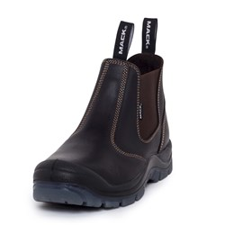 Mack Piston Slip On Safety Boots