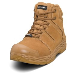 Mack Shift Zip-Up Safety Boots
