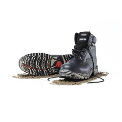 Mack Bulldog Lace-Up Safety Boots