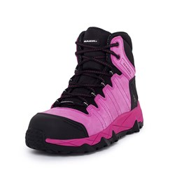 Mack McGrath II Foundation Ladies Lace up Safety Boots