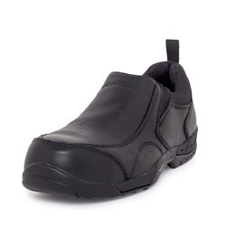 Mack President Slip-On Safety Shoes