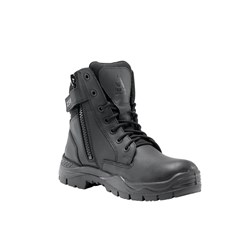 Steel Blue Enforcer Zip Sided Non Safety Boots