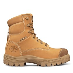 Oliver 45-632Z Zip-Up Safety Boots