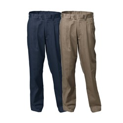 WS Workwear Mens Wrinkle-Free Treatment