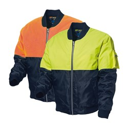 WS Workwear Hi-Vis Waterproof Flying Jacket