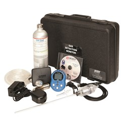 Scott Protege O2/Lel/Co/H2S Confined Space Kit