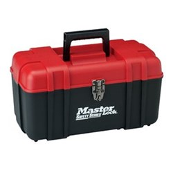 Master Lockout Toolbox Unfilled