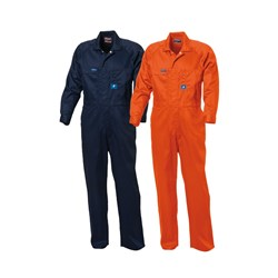 Cotton Light Weight Long Sleeve Fire Retardant Overall