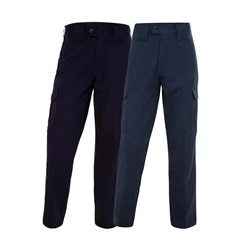 WS Workwear Mens Drill Cargo Pants