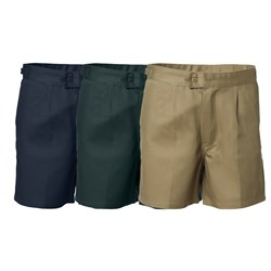 WS Workwear Drill Cargo Shorts