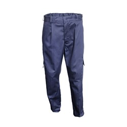 WS Workwear Mens Fire Retardant Drill Trousers