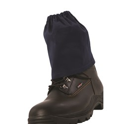 WS Workwear Navy Overboots