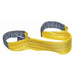 Websling Flat JLR 3tonne 90mm Yellow