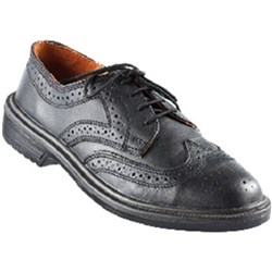Oliver 28-255 Lace Up Brogue Non Safety Shoe