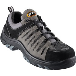 Oliver 44-515 Leather Lace Up Safety Shoes