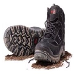 Mack Turbo Lace Up Safety Boots