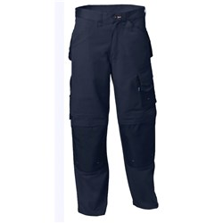 "Trousers - Men ""Tradiesmate"" with Cordura"