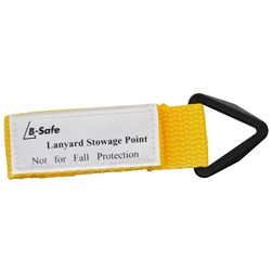 Stowage Point B-Safe Lanyard Complete