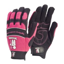 Contego McGrath Pink Grip Tab Glove