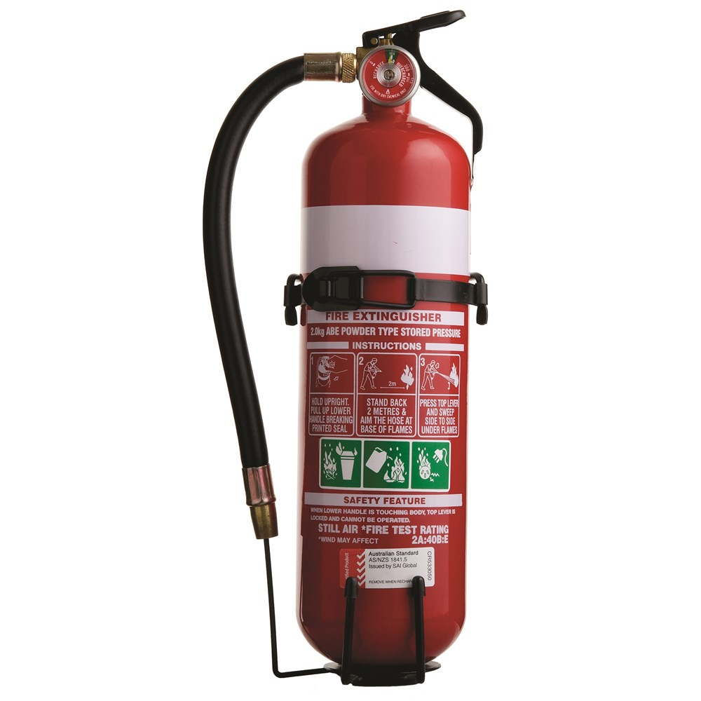 2 0kg ABE Powder Type Dry Chemical Fire Extinguisher