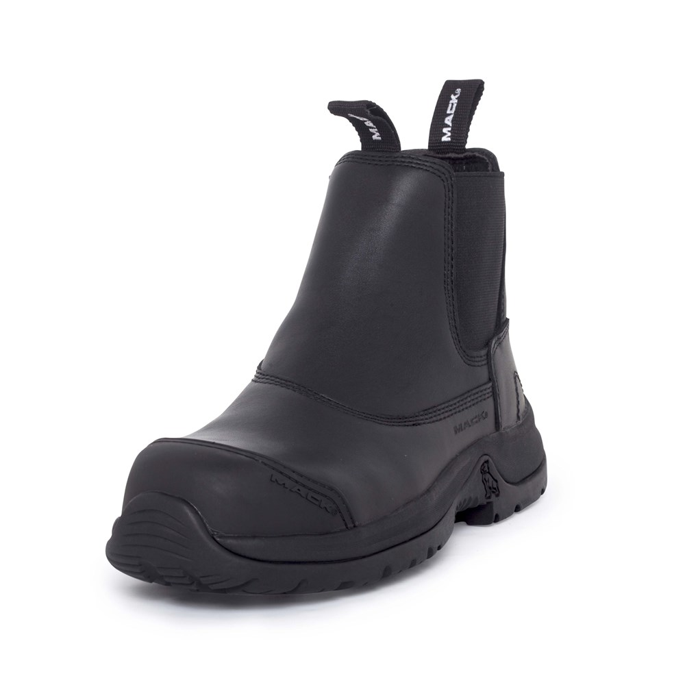 c2aac5e5e10 Mack Barb II Slip-On Safety Boots