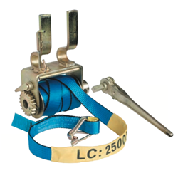 Clip On Mkvi Winch Lc2500Kg 9 Metre