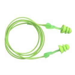 Moldex Green Glide Ear Plug and Cord