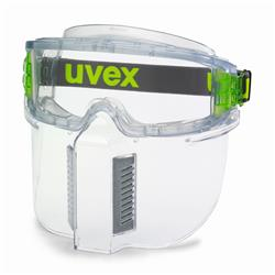 Uvex Foam Bound Goggle With Visor