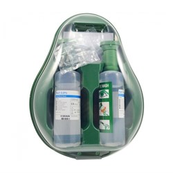 Braun Eye Wash Solution Complete Station