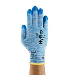 Ansell Hyflex Grip Glove With Dbl Layer Nitrile Coat Size 6