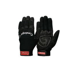 Frontier Contego Synthetic Leather Palm Glove with Velcro Closure