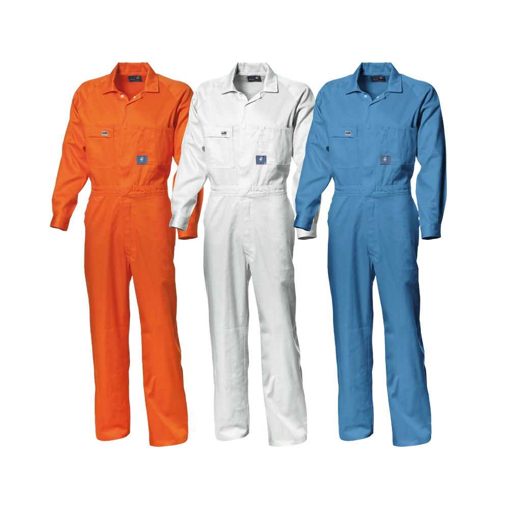 price reduced how to serch cheaper WS Workwear Mens Drill Overall