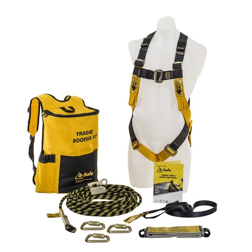 B-Safe Tradie Roofers Kit