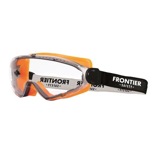 Frontier Clarity Clear Goggle