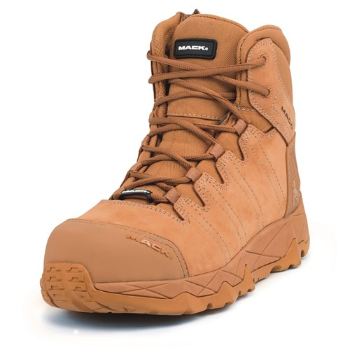 Mack Octane Zip-Up Safety Boots
