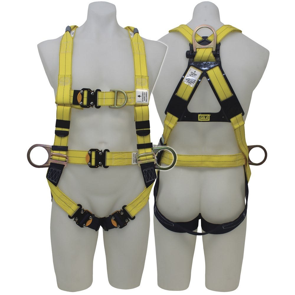 Harness delta all purpose sala 380 0018bunzl safety for Sala safety harness